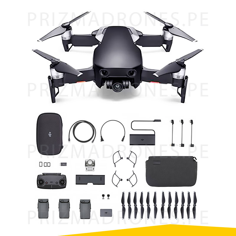 Mavic Air Onyx Black Combo