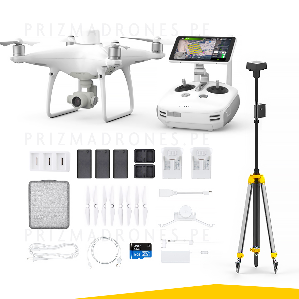 Phantom 4 RTK – Combo + Mobile Station - ¡PROMOCIÓN!