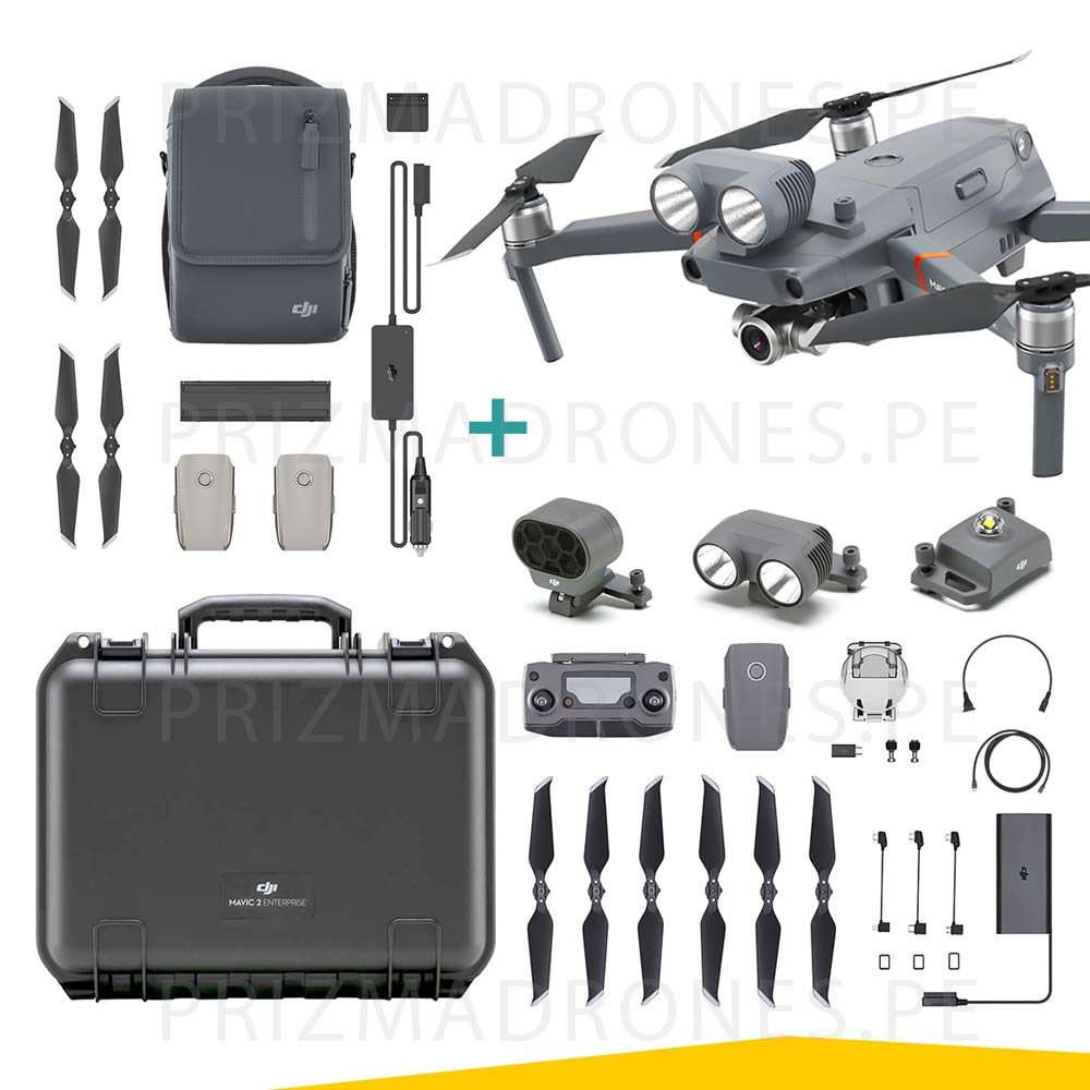 Mavic 2 Enterprise – Zoom + Kit Strd