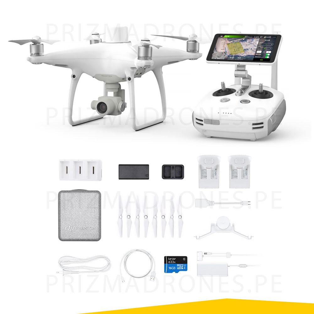 Phantom 4 RTK – Combo