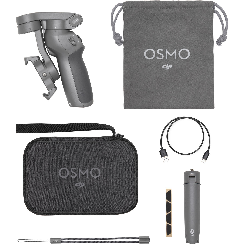 DJI Osmo Mobile 3 – Combo