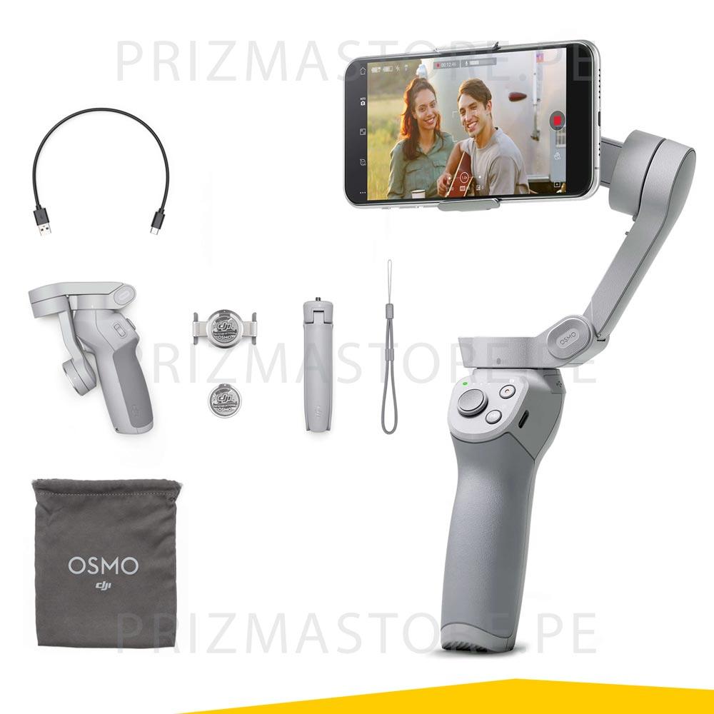 DJI Osmo Mobile 4 – Combo
