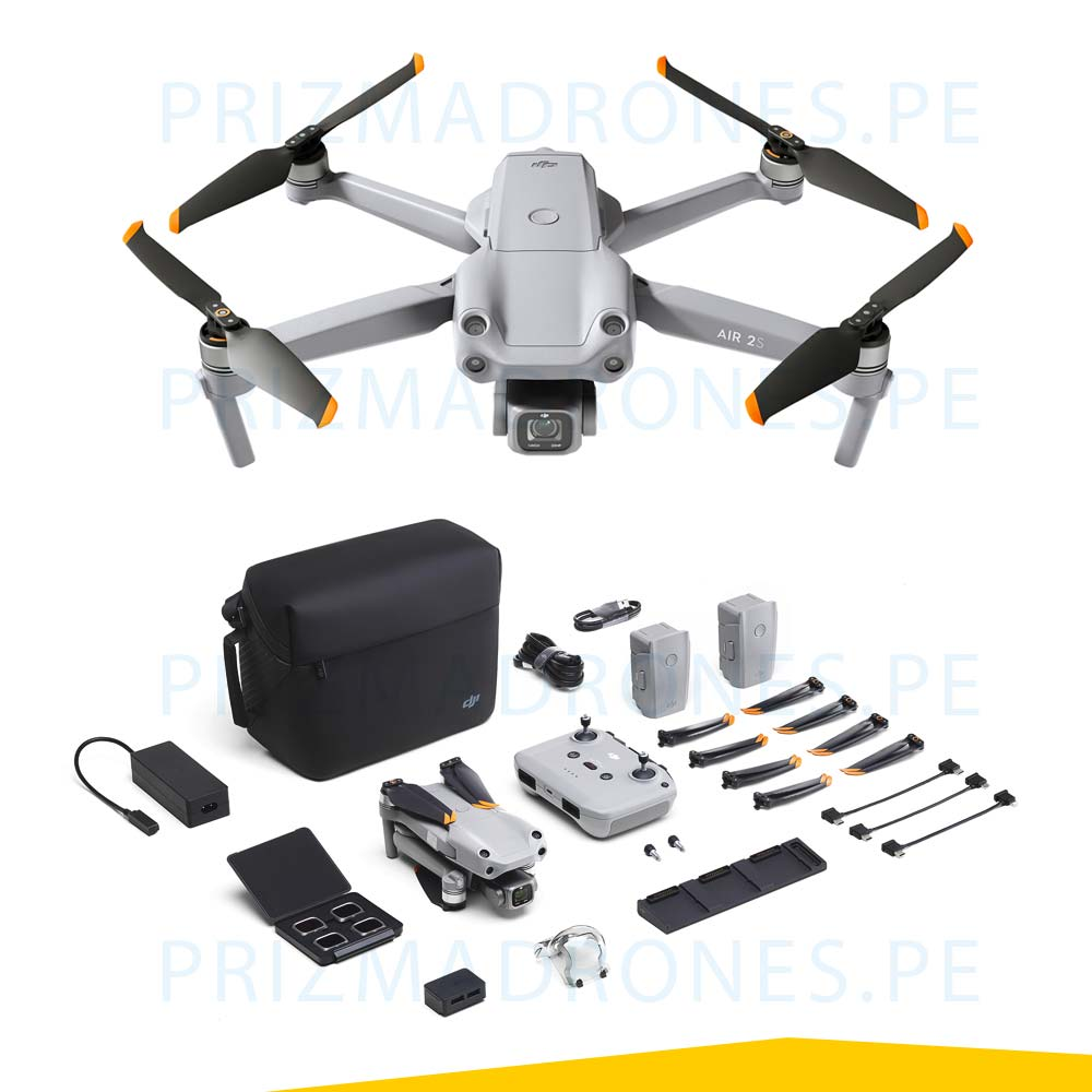 Mavic Air 2S – Fly More Combo